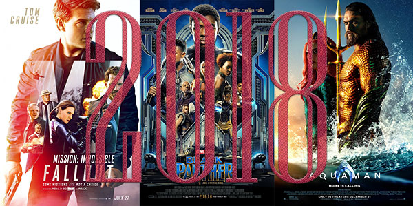 Favorite and Disappointing Films in2018
